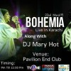 BOHEMIA Live In Karachi [22 March] (Canceled)