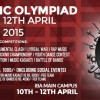 IBA Music Olympiad 2015 [10th April]