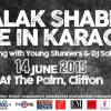 Falak Live in Karachi [14 June]