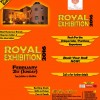 The Royal Exhibition [21 Feb]