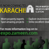 Zameen.com Property Expo 2016 – Karachi [23 – 24 April]