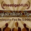 Prestige Model United Nations [19 – 21 August]