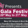 Fashion Gala Festival [20 – 21 May]