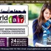 World Education Fair 2017 – Free Entry ; the NEXT [23 July]