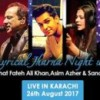 Lyrical Jharna Night – Postponed to [26 August]
