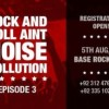 Rock N Roll Ain't Noise Pollution [4 – 5 August]