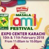 Masala Family Festival 2018 – Karachi [10-11 Feb]