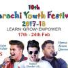 10th Karachi Youth Festival 2017-18 [17-24 Feb]