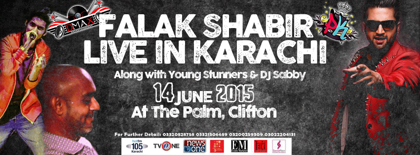 Falak Live in Karachi (OFFICIAL)