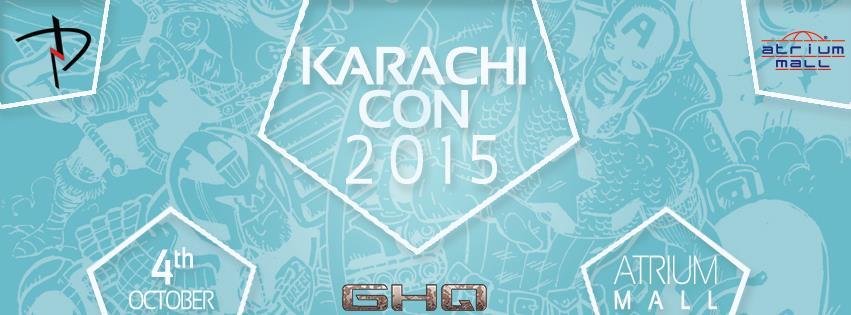 Karachi Con 2015