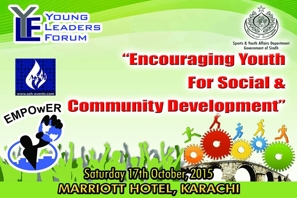 Encouraging youth for social and community development
