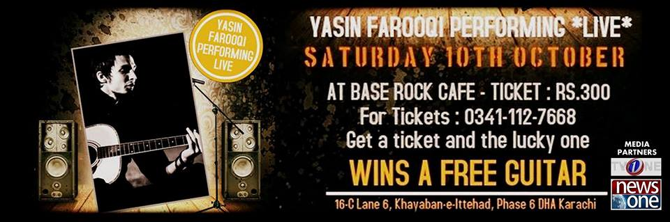Yasin Farooqi *Live & Unplugged*