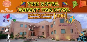 Royal Basant Carnival
