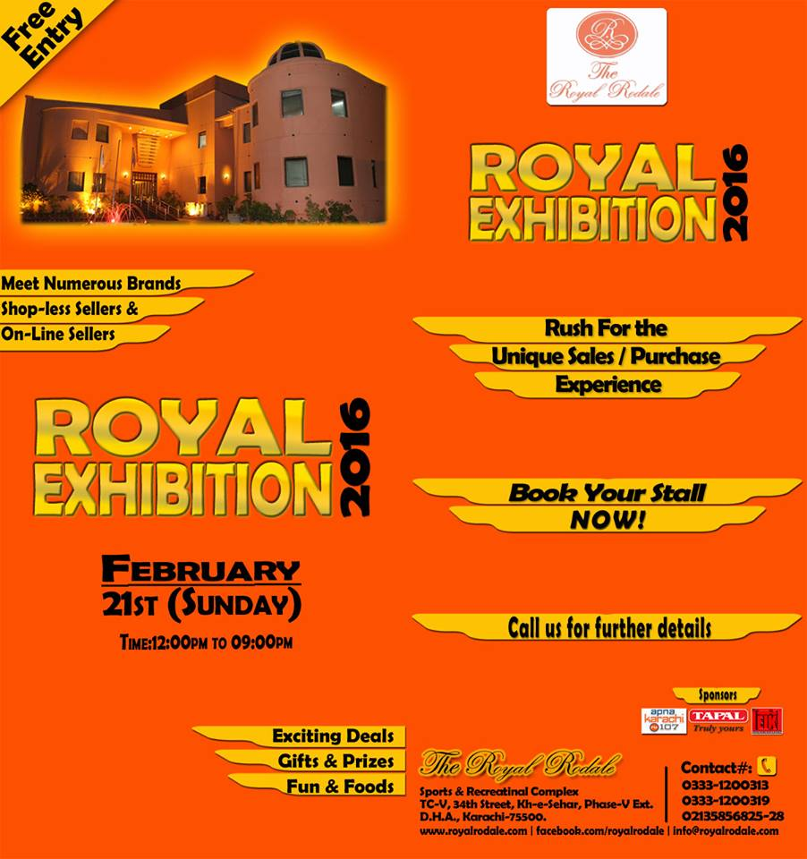 The Royal Exhibition