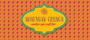 Bohemian Crunch (another epic craft fair)