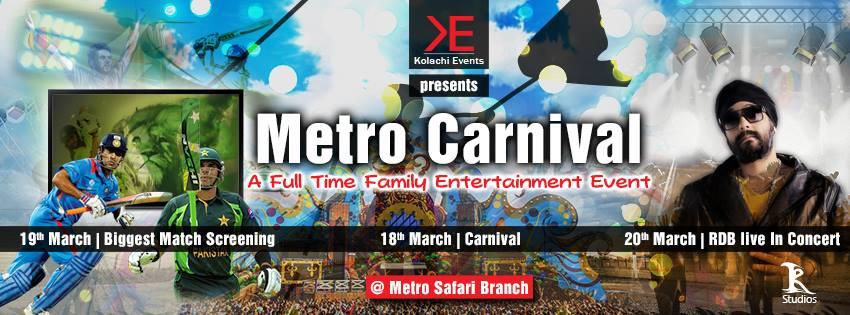 metro carnival