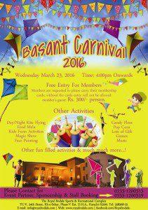 Royal Basant Carnival