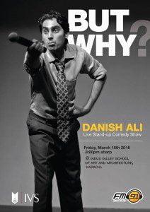 Danish Ali LIVE!