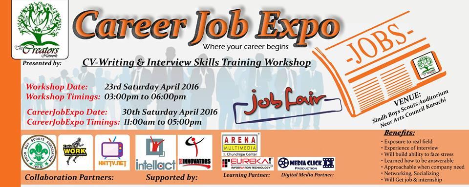 Career Job Expo 2016