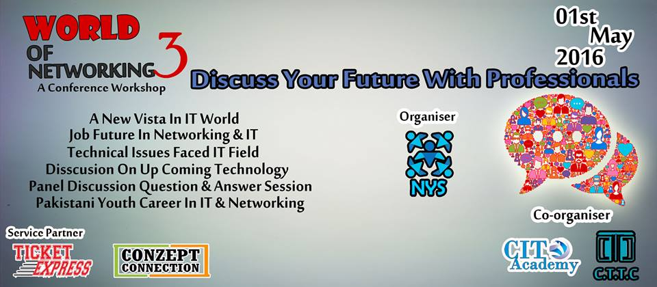 World of Networking 3