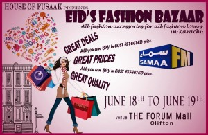 EID's Fashion Bazaar Exhibition