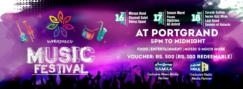KaraStock Music and Food Festival