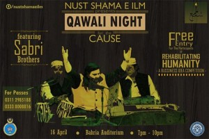 Qawali NIGHT For A Cause