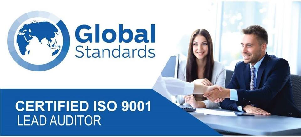 ISO 9001:2015 QMS Lead Auditor Course Cqi-Irca Approved
